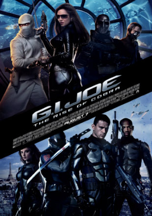 G.I. Joe: The Rise of Cobra 2009 Dual Audio BRRip 720p In Hindi English