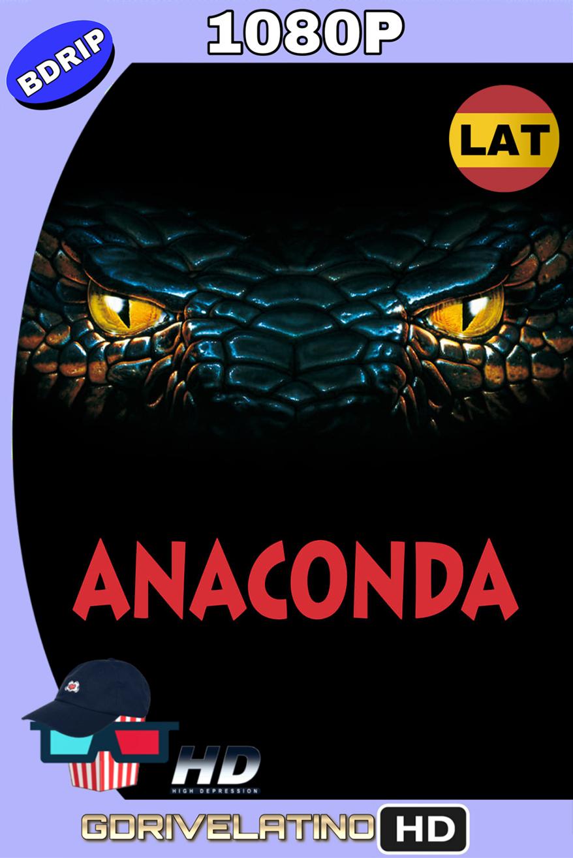 Anaconda (1997) BDrip 1080p (Latino-Inglés) MKV