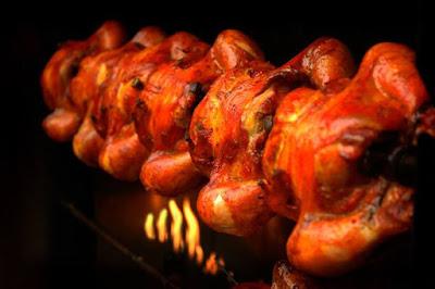 menu Ayam Golek Seri Pahang