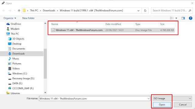 Cara Membuat Bootable USB Flashdisk Installer Windows