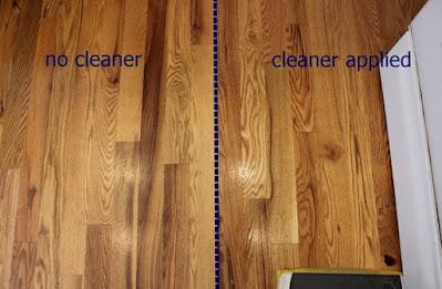 Tutorial membersihkan lantai kayu