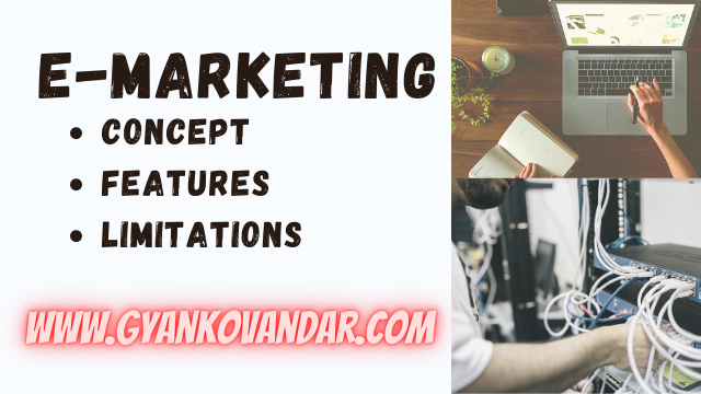 E-Marketing (Internet Marketing / E-commerce)