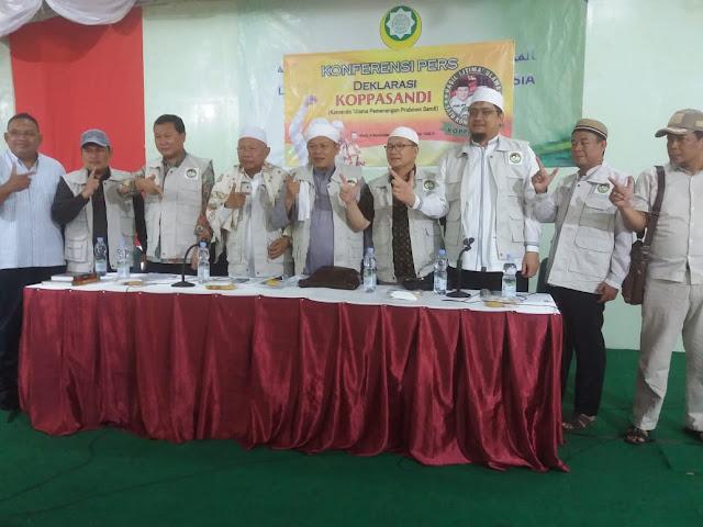 Komando Ulama untuk Pemenangan Prabowo Sandi Akan Dideklarasikan
