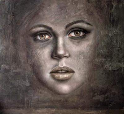 Portrait Painting by Jane E Porter