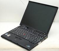 Jual Laptop Bekas Lenovo Thinkpad X60S