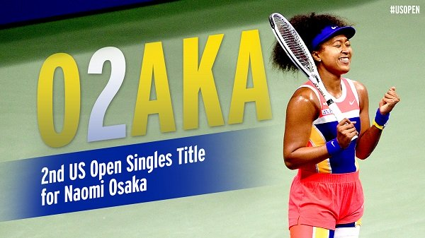 Naomi Osaka defeats Azarenka, claim second US title
