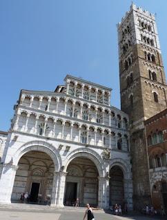Catedral de San Martín o Duomo de Lucca.