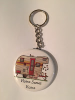 Schlüsselanhänger für Camper