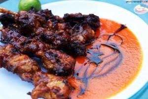 Sate Hadori Bandung, Kuliner Bandung