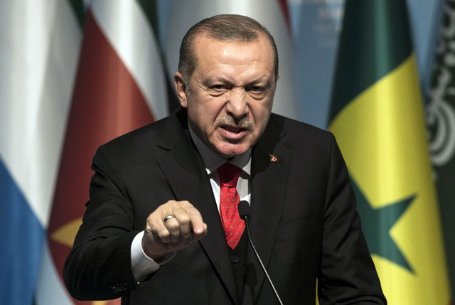 Kudeta Turki menjatuhkan  Presiden Recep Erdogan