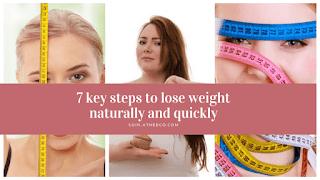 <img source='pic.gif' alt='7 étapes clés pour maigrir du visage naturellement et rapidement .' />