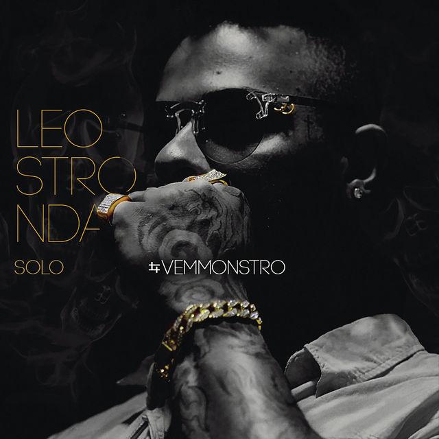 Capa do primeiro álbum solo de Léo Stronda, 'Vem Monstro' - Foto: Reprodução