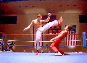 Karate tigris 1, Van Damme es Kurt McKinney