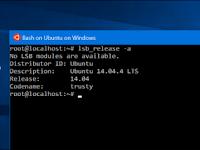 Cara Install Linux Subsystem di Windows 10