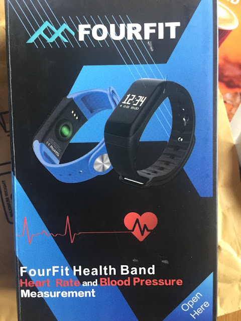 FourFit Health Bans Heart Rate and Blood Pressure monitor