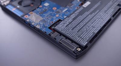 Performa Acer Predator Triton 500