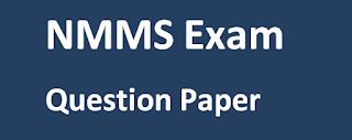 NMMS Exam Question Paper 2017-18 & Answer Key Paper, Telugu , Hindi