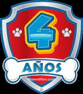 Fiesta de 4 años de la Patrulla Canina