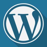 wordpress shadow icon