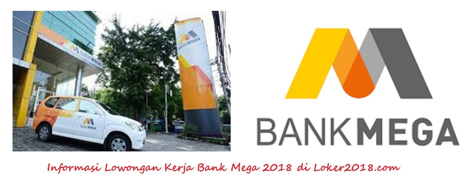 Loker Bank Mega 2018