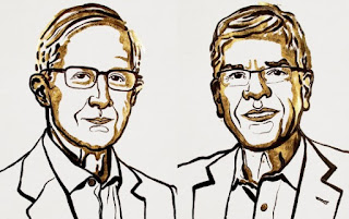 2018 Nobel Prize in Economic Sciences for William D. Nordhaus and Paul M. Romer