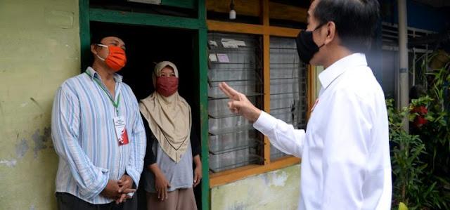 Jokowi Ajak Rakyat Berjuang Agar Tak Terpapar dan Terkapar