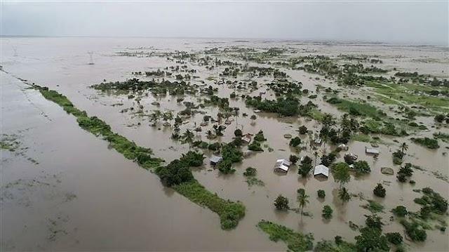 Nearly 1,000 killed in cyclone Idai in Mozambique, Zimbabwe
