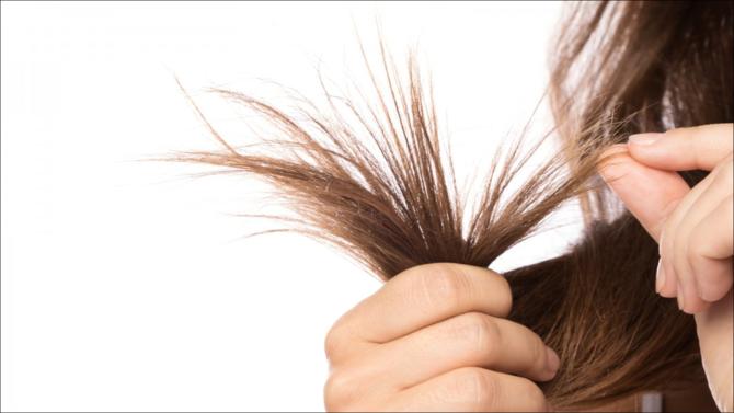 kondisioner untuk rambut kering