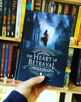 [Resenha] The Heart of Betrayal