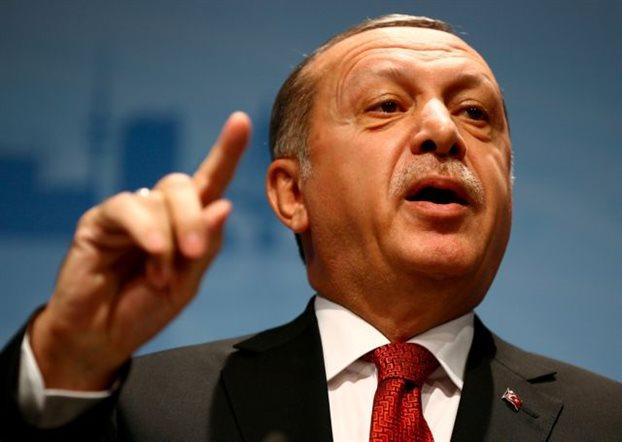 Ερντογάν: Η Ευρωπαϊκή Ένωση σπαταλά το χρόνο της Τουρκίας