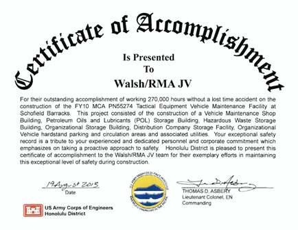 Outstanding Achievement Award Template free printable – Army Certificate of Achievement Template