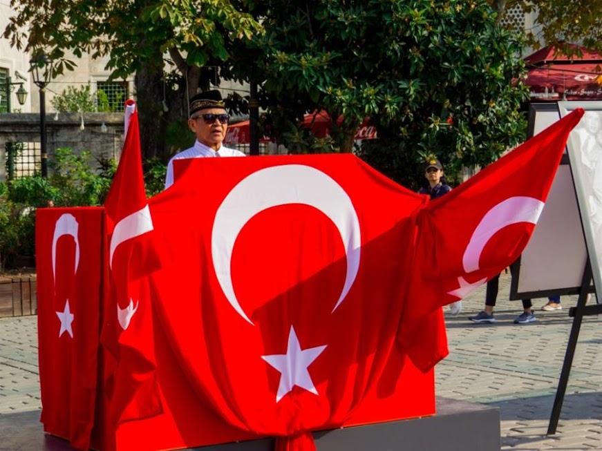 Τουρκικό κράτος: Ιδρυτής της παλαιάς και νέας Τουρκίας