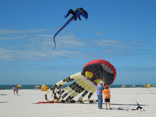 kite launching