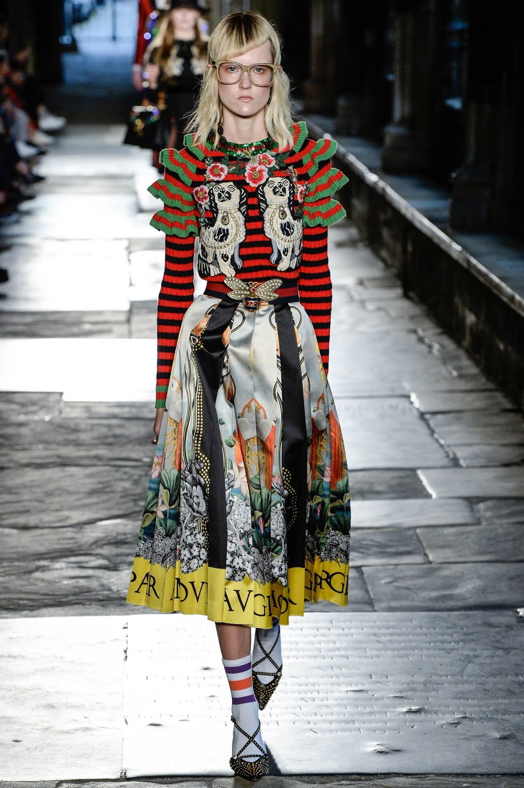 Fashion Union Robe Aline
