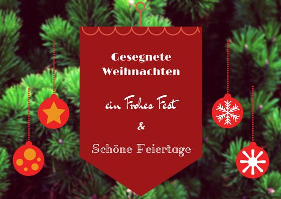 Frohe Weihnachten und schöne Feiertage, frohes fest
