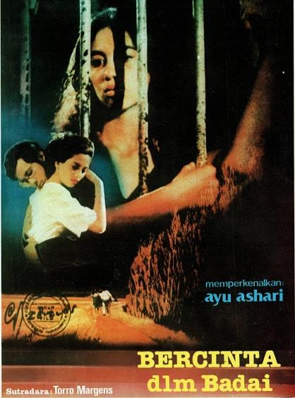 Download Film Indonesia Klasik Bercinta dalam Badai (1984) Gratis, Sinopsis Film dan Nonton Film Online Gratis Film Jadul Langka Indonesia Era Tahun 80an - 90an