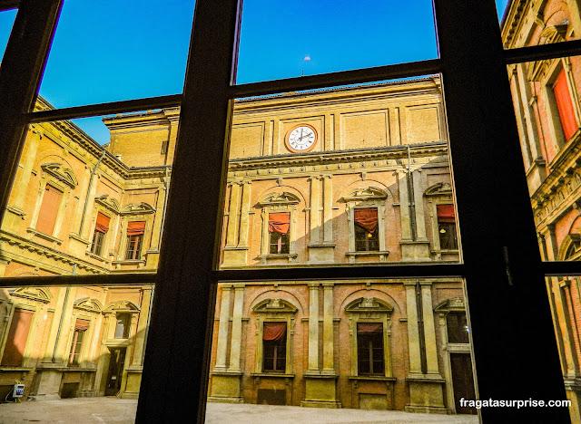 Universidade de Bolonha, Itália