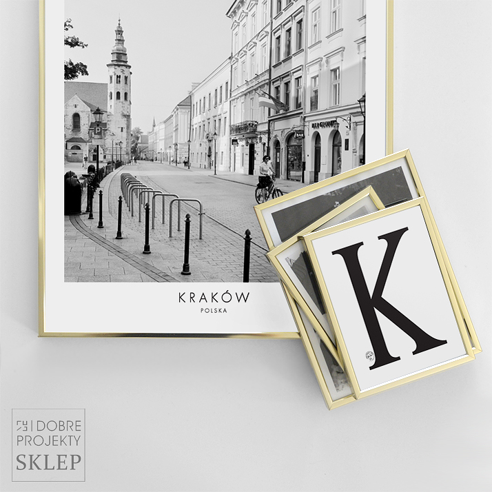 Dobre Projekty Blog Kraków Nowy Plakat W Naszym Sklepie