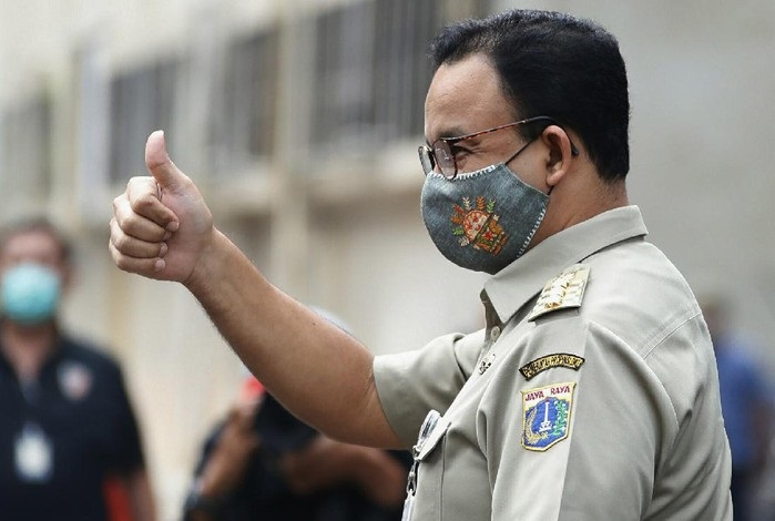 Tanggapi Munculnya Dua Partai Berupaya Jegal Anies Maju Pilpres 2024, Direktur IPO: Tindakan Sia-sia!