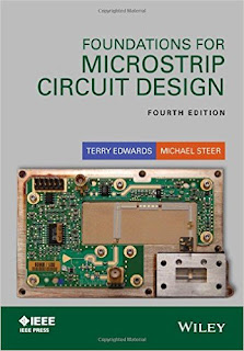 Foundations for Microstrip Circuit Design 4th edition pdf download free