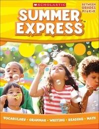 Summer Express Prek+K - Nhiều Tác Giả
