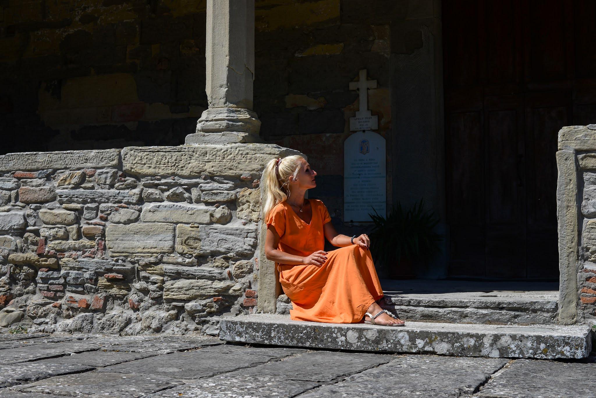 Dom z Kamienia blog, Mugello, Cornacchiaia