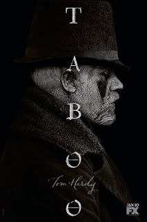 "New DVD/BD Releases on Tue, Feb 6th:  ""Taboo,"" ""Battlecreek"""