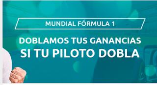 mondobets dobla ganancias F1 2-8-2020
