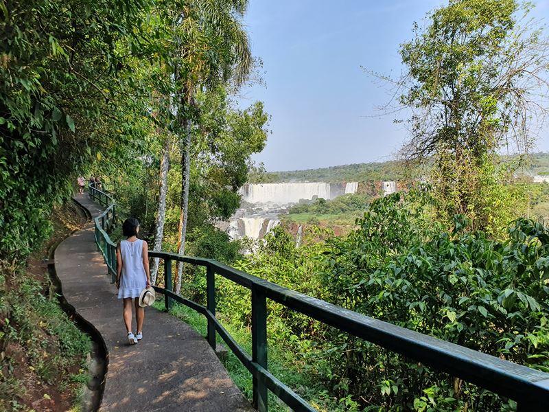 Trilha das Cataratas do Iguaçu Brasil
