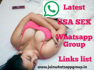 Latest USA SEX Whatsapp Group Links list