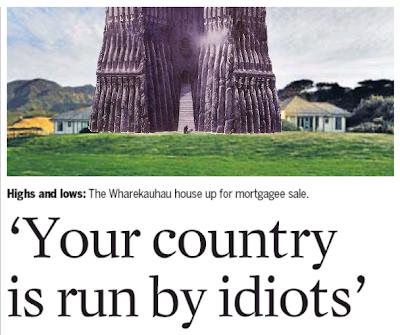 Political idiots
