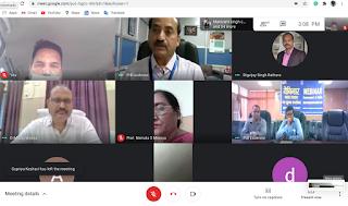 कोविड-19 और मीडिया पर वेबिनार का हुआ आयोजन | #NayaSaberaNetwork