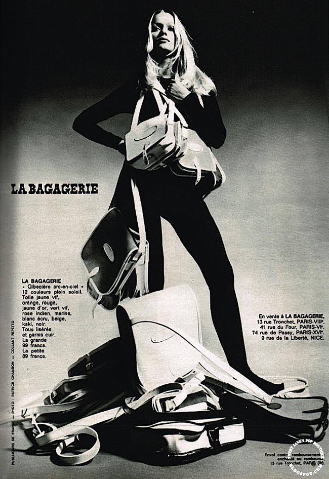 1970s Fashion Accessories Paris