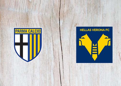 Parma vs Hellas Verona -Highlights 04 October 2020